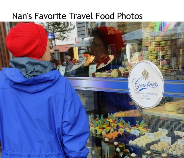 Nan's Favorite Travel Food Photos