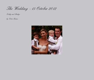 The Wedding  - 15 October 2012