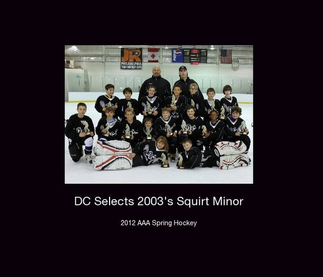 DC Selects 2003's Squirt Minor