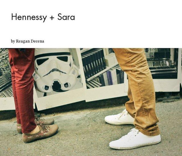 Hennessy + Sara
