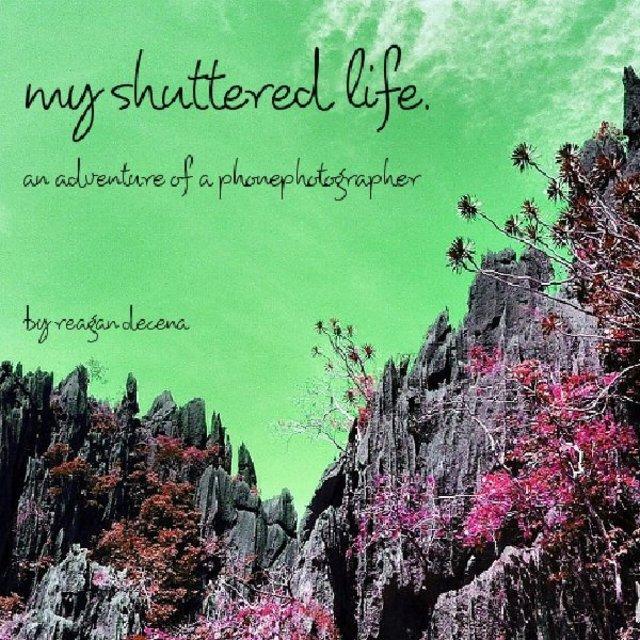 my shuttered life.