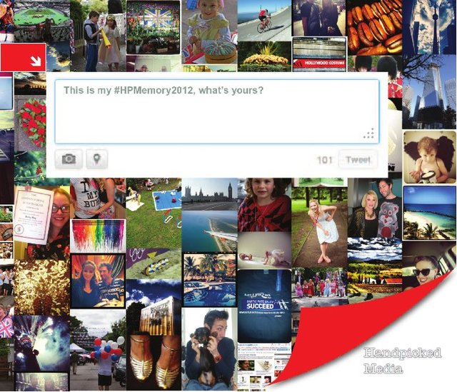 This is my #HPMemory2012, what's yours?