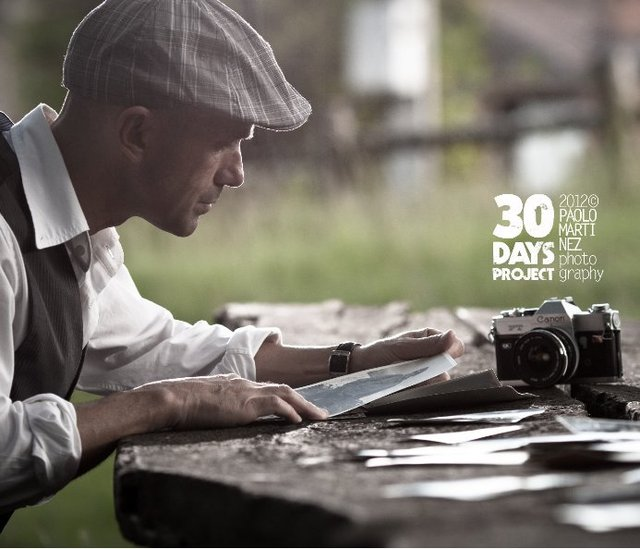 30 Days Project 2012