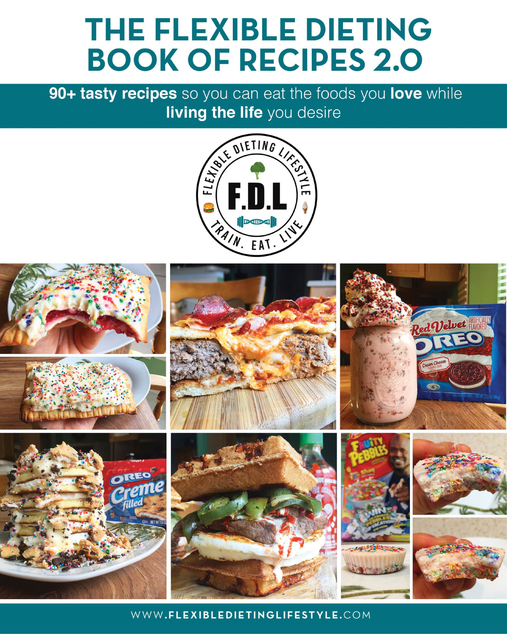 The flexible dieting lifestyle book of recipes 20 ebook by zach the flexible dieting lifestyle book of recipes 20 forumfinder Image collections