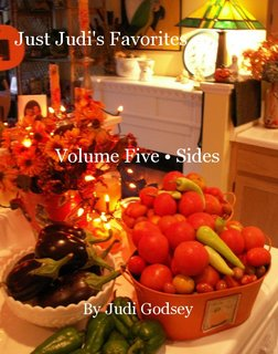 Just Judi's Favorites Volume Five • Sides By Judi Godsey
