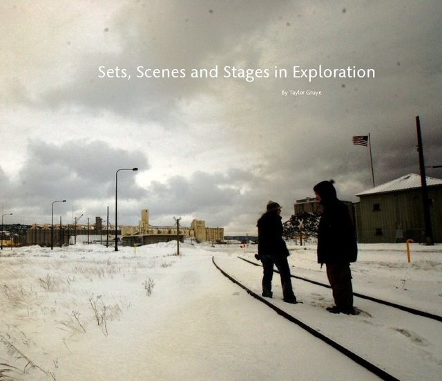 Sets, Scenes and Stages in Exploration