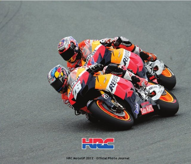 HRC MotoGP 2012