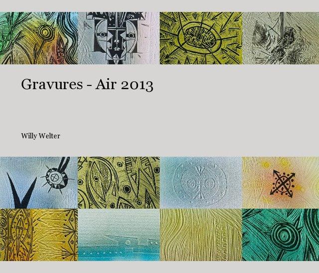 Gravures - Air 2013