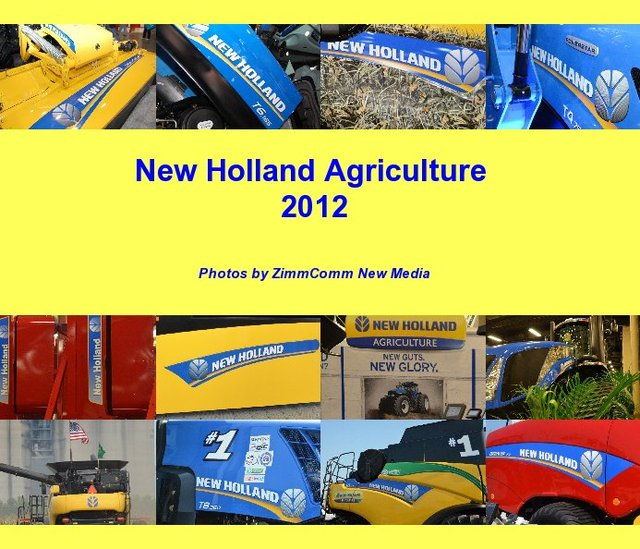 New Holland Agriculture 2012