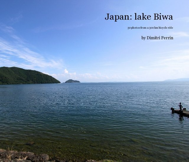 Japan: lake Biwa
