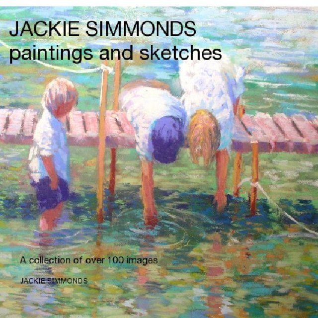 JACKIE SIMMONDS paintings and sketches