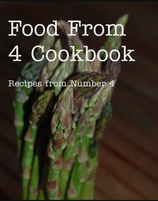 Food From 4 Cookbook