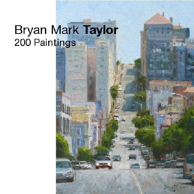 Bryan Mark Taylor 200 Paintings