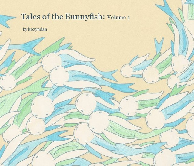 Tales of the Bunnyfish: Volume 1