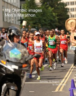 My Olympic images Men's Marathon
