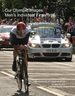 Our Olympic images Men's Individual Time Trial