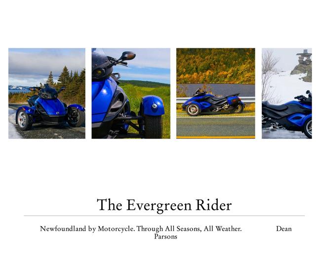 Evergreen Rider