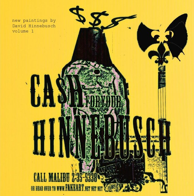 Cash For Your Hinnebusch - Issue 1