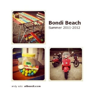 Bondi Beach Summer 2011-2012