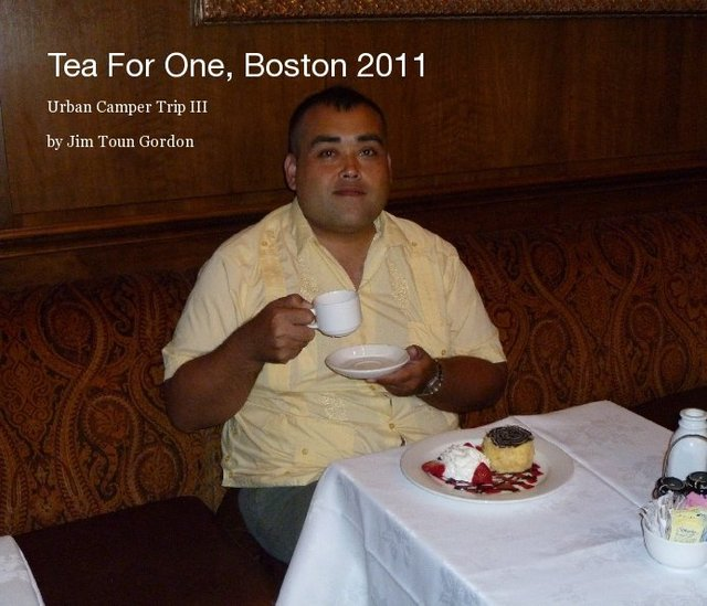 Tea For One, Boston 2011
