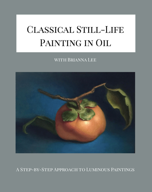Classical Still-Life Painting in Oil