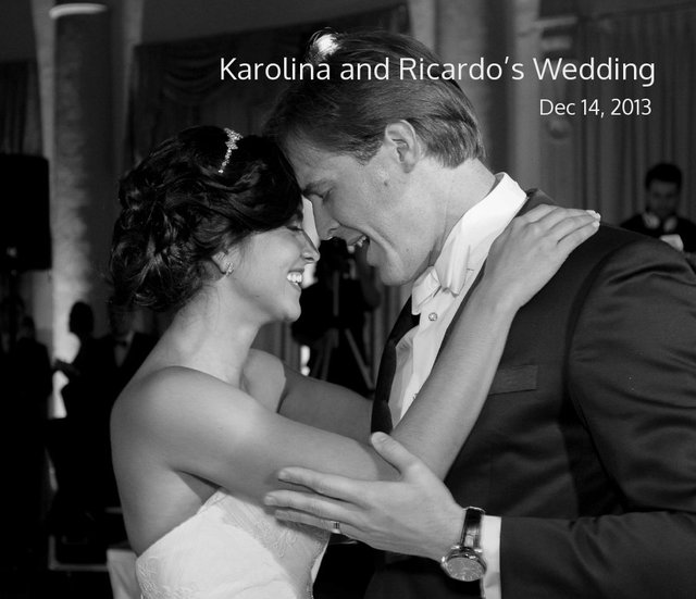 Karolina and Ricardo Maristany's Wedding