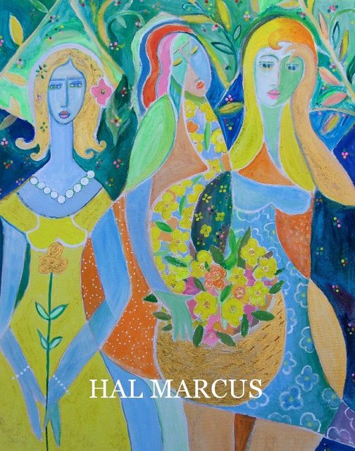 HAL MARCUS ARTBOOK