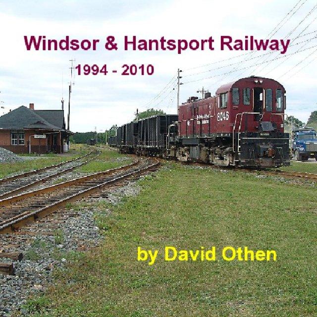 Windsor & Hantsport Railway