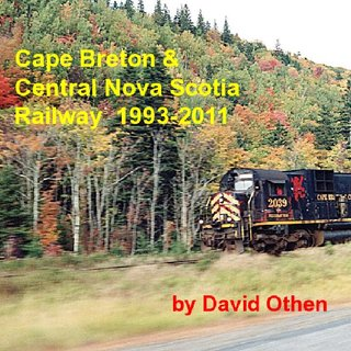 Cape Breton & Central Nova Scotia Railway 1993-2011