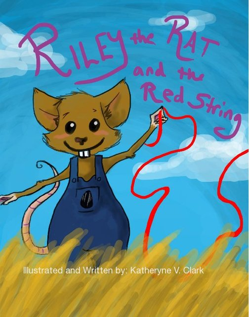 Riley the Rat and the Red String