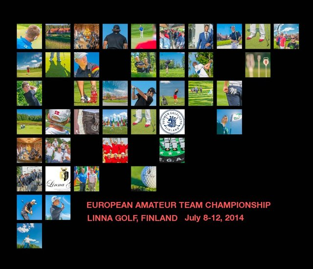 EUROPEAN AMATEUR TEAM CHAMPIONSHIP LINNA GOLF, FINLAND