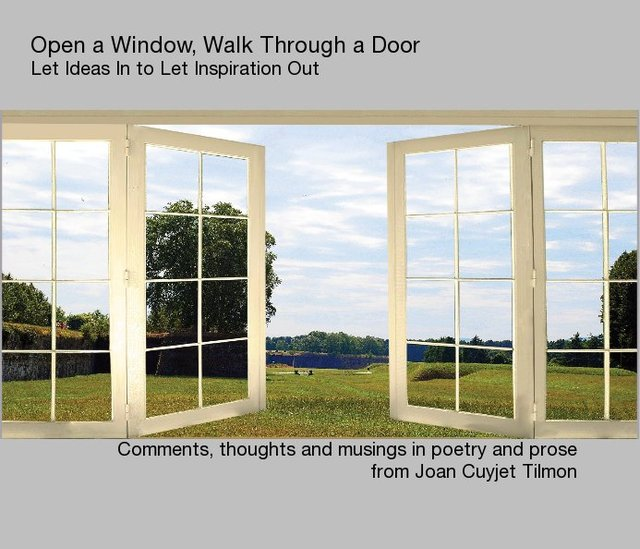 Open a Window, Walk Through a Door (softcover)