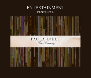 Paula LeDuc Fine Catering