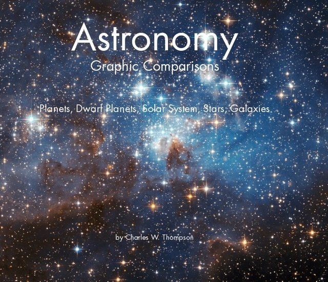 Astronomy Graphic Comparisons