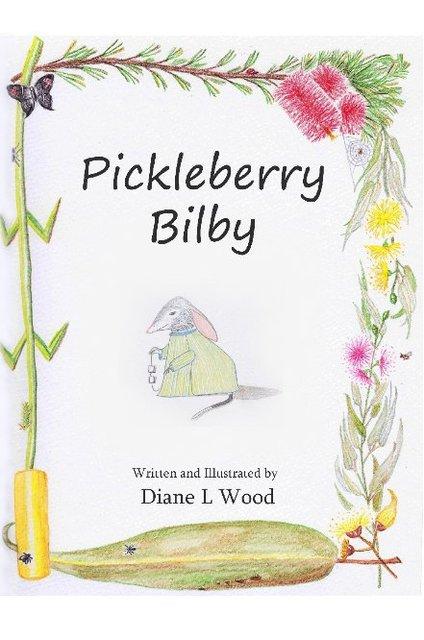 Pickleberry Bilby