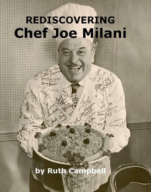 REDISCOVERING Chef Joe Milani