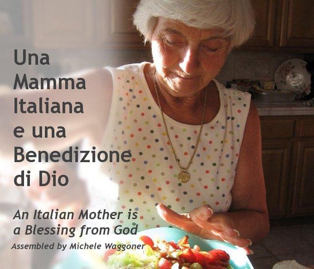 Una Mamma Italiana e una Benedizione di Dio