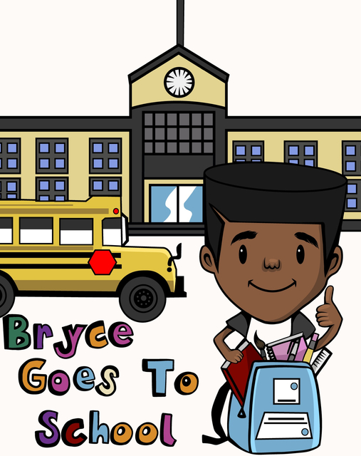 Bryce Goes To School