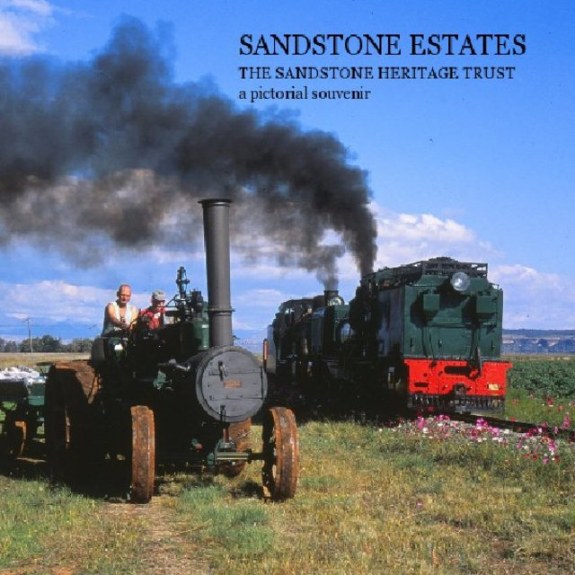 SANDSTONE ESTATES THE SANDSTONE HERITAGE TRUST (Small Square format)