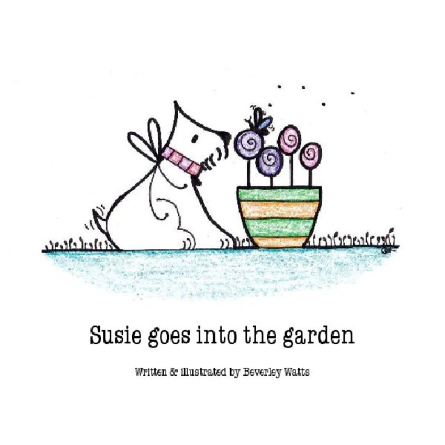 Susie goes into the garden blurb books for What goes into 42