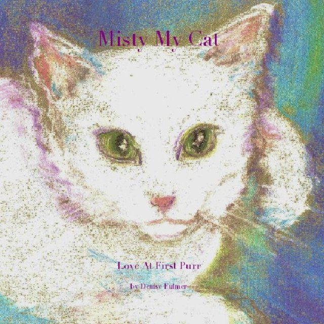 Misty My Cat