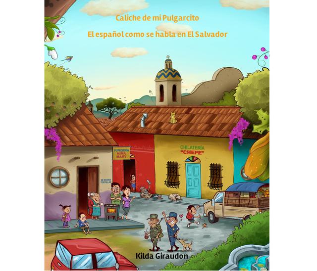 Caliche de mi pulgarcito ebook by kilda giraudon blurb books fandeluxe Choice Image