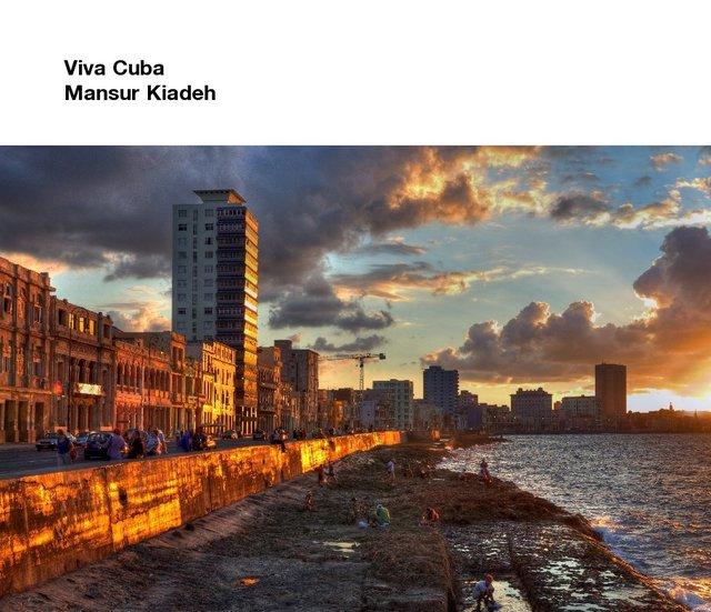 Viva Cuba Mansur Kiadeh