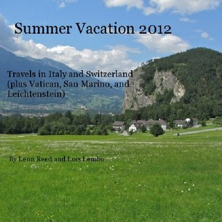 Summer Vacation 2012