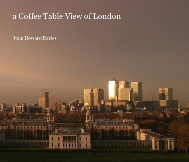 a Coffee Table View of London