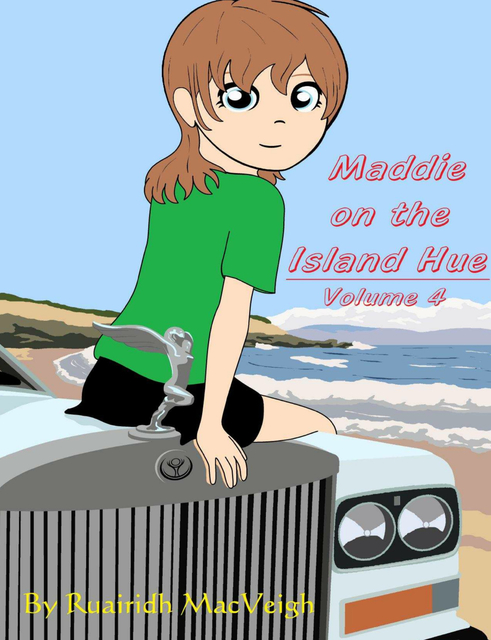 Maddie on the Island Hue: Volume 4