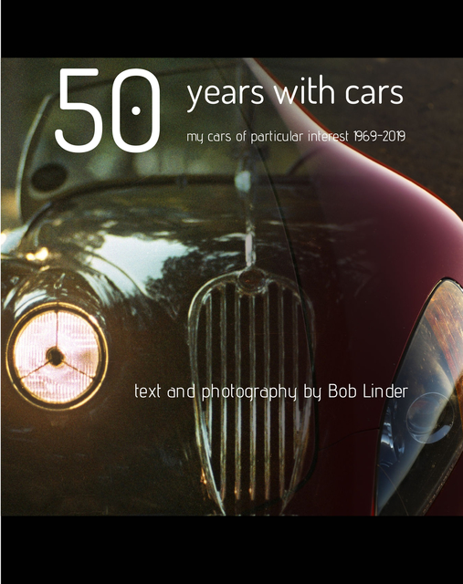 Fifty Years with Cars