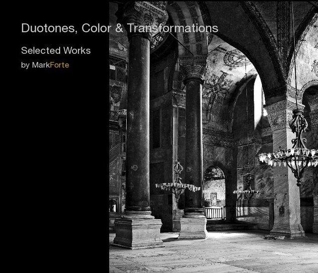 Duotones, Color & Transformations
