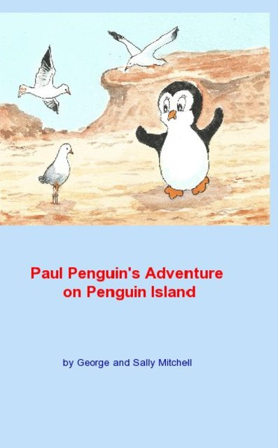Paul Penguin's Adventure on Penguin Island
