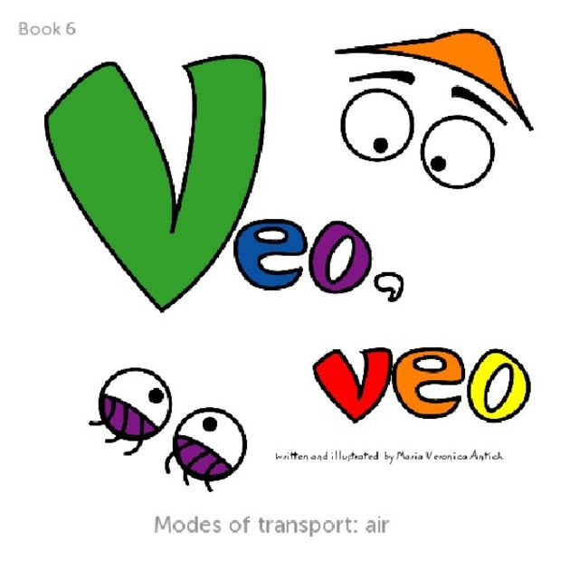 Veo, Veo: modes of transport: air